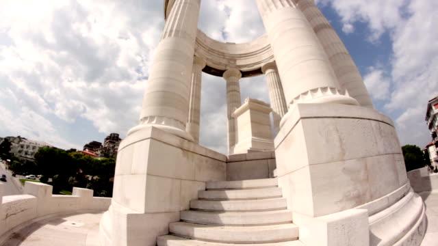 monument to the slain of World War I
