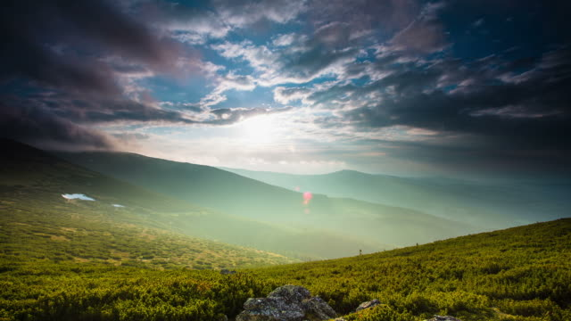 TIME LAPSE: Moody Landscape