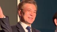 Moon JaeIn un veterano abogado por los derechos humanos favorable a un acercamiento con Corea del Norte gano el martes con amplio margen las...