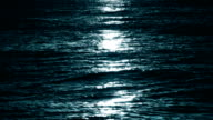Moon light at sea, loopable