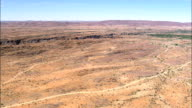 Moon Rock  - Aerial View - Northern Cape,  South Africa
