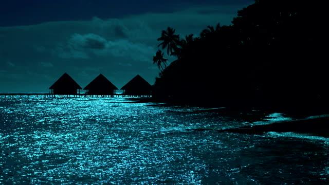 Moonlight, Maldives