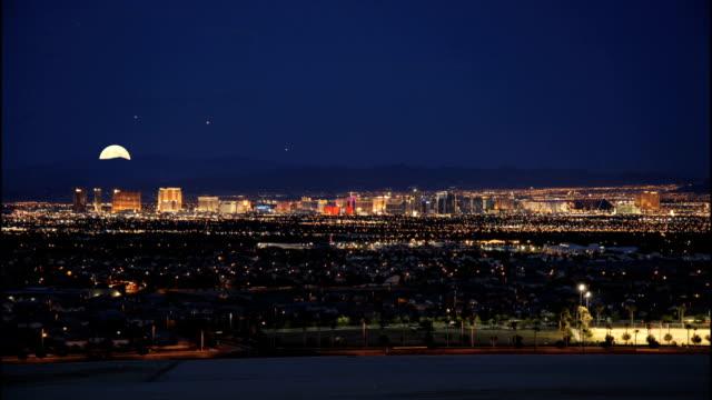 Moonrise su Vegas HD