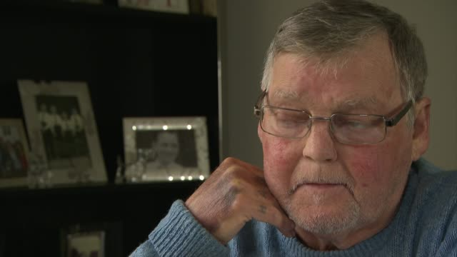 Brother of victim interview Terry Kilbride interview SOT