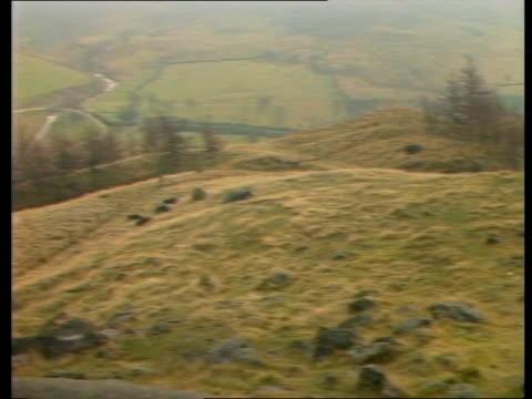 Minimal Entry ENGLAND Saddleworth Moor GVs moors