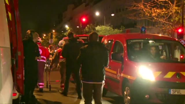 More than 100 people were killed in a mass hostage taking at a Paris concert hall Friday and many more were feared dead in a series of bombings and...