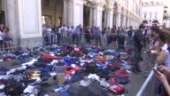 More than 1500 people are injured three seriously after a bomb scare triggered a stampede among Juventus fans watching the Champions League final in...