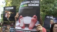 More than 3500 people protested in the Romanian town of Barlad on Sunday against shale gas exploration by American firm Chevron CLEAN Thousands...