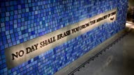 More than a decade after the twin attacks in New York the National September 11 Memorial Museum will finally open its doors with a dedication...