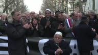 More than a million people flooded Paris on Sunday in an unprecedented rally against terrorism led by dozens of world leaders walking arm in arm as...