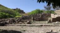 Morgantina, view of the Bouleuterion (council house), 250 B.C.