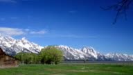 Morman Barn, Teton National Park, Wyoming