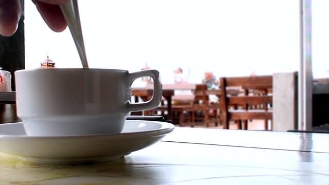 Morning Coffee Stirring Creamer