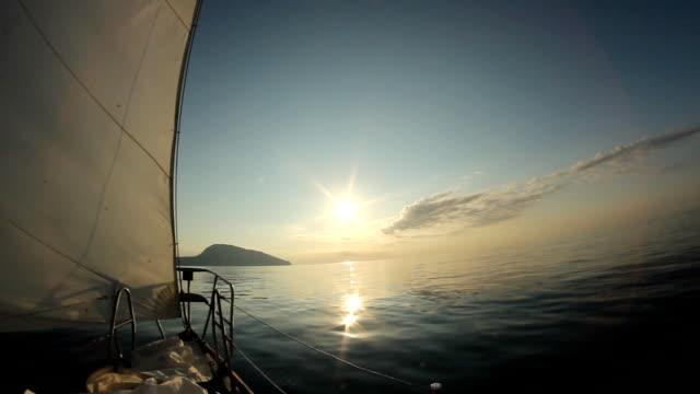 morning under sail