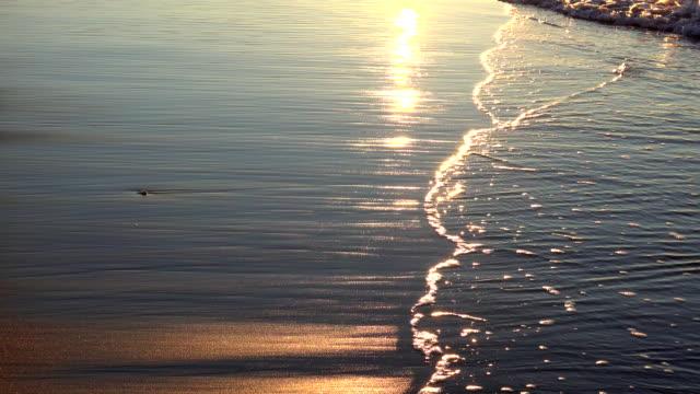 Ochtend Golf bij dageraad