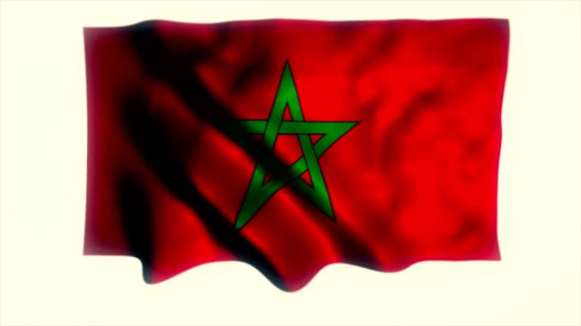 Morocco Flag, Flag of Morocco