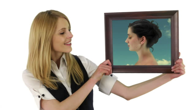 Verändert Übergang von Frau