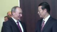 Moscow and Beijing have reached agreement on a $60 billion contract to ramp up Russian oil supplies to China part of the two countries strategy to...