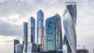 T/L WS TD Moscow International Business Center / Moscow, Russia