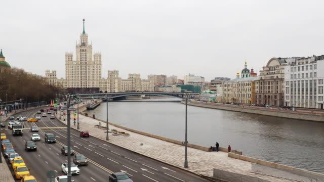 Moskva street trafik
