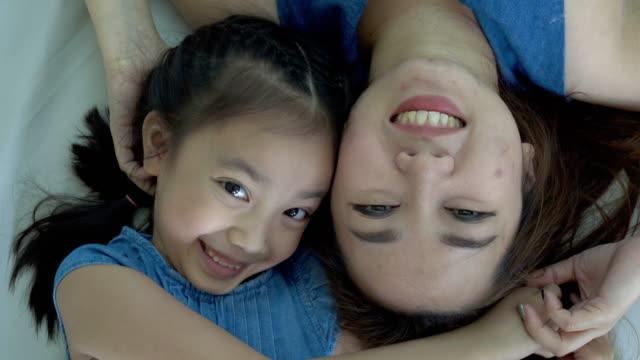 Mutter und Tochter, die Zeit zusammen