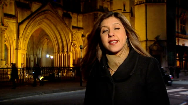 Mother who ran away with her son to prevent radiotherapy treatment appears in court High Court Reporter to camera