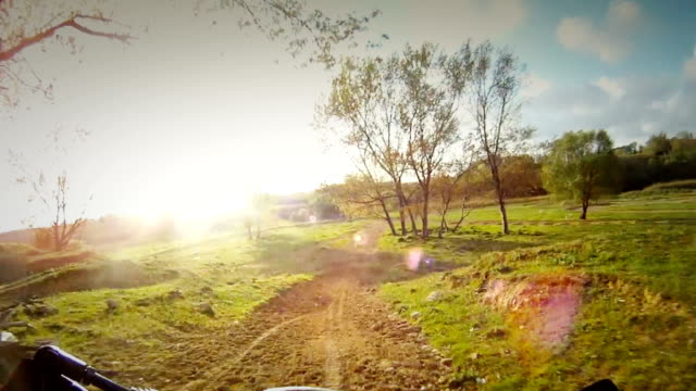 Motocross Motorcycle Offroad Video