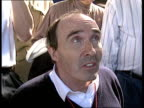 British Grand Prix CMS Frank Williams intvwd SOF The Championships looking better now