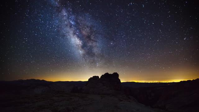 Mount Hoffman Milky Way