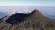 Mount Pico aerial with shadow