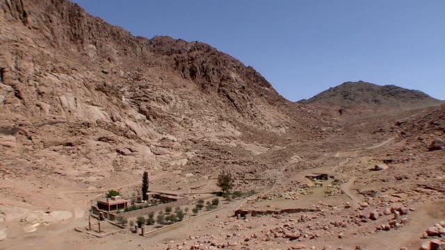 WS PAN Mount Sinai, Egypt