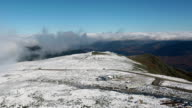 Mount Washington Summit and Frosted Rocks, New Hampshire
