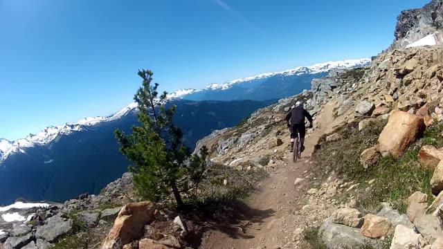 Mountainbiken de Whistler Bikepark