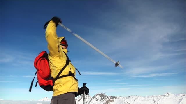 Mountain climbing (HD 1080)