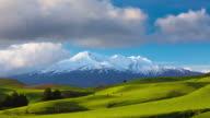 TIME LAPSE: Mountain Landscape