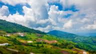 Mountain Landscape view Time-lapse