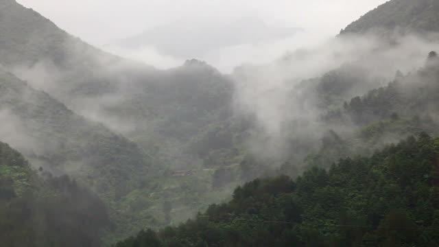 mountain of qinlin