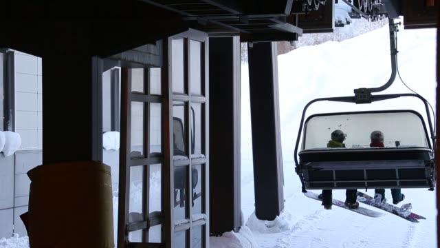 A mountain slope at the Niseko Hanazono resort operated by Nihon Harmony Resorts KK in Kutchan Hokkaido Japan on Sunday Feb 15 A ski slope at the...