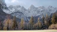 4 seizoenen bergdal