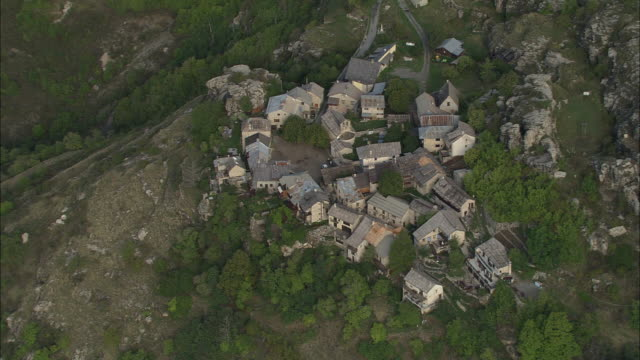 Mountain Village Of Peyresq