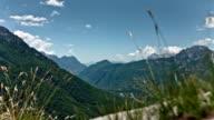 Mountains in Albania