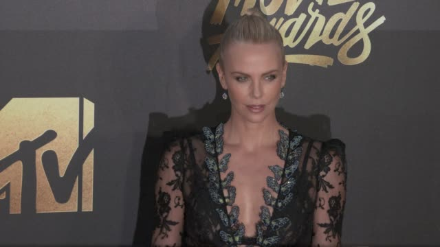 Movie Awards Arrivals in Los Angeles CA