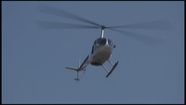 (HD1080i) Movie, TV, Production, Still Shot, Paparazzi: Helicopter Camera Shoot