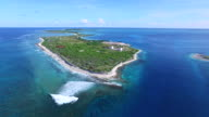 Moving forward over Kanton Island and WWII remains