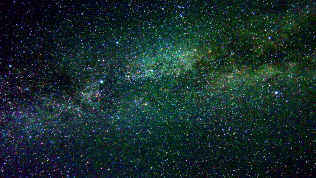 Moving Milky Way