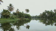 POV, Moving on Backwaters of Kerala, India