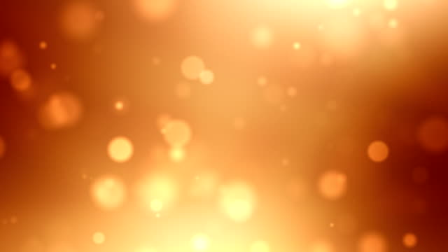 Moving Particles Loop - Soft Red (HD 1080)