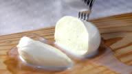 mozzarella in the kitchen