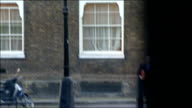 MPs arrive for special 'Trident' cabinet meeting Hilary Benn MP along and into number 10
