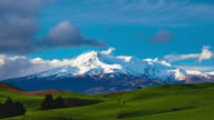 TIME LAPSE: Mt Ruapehu